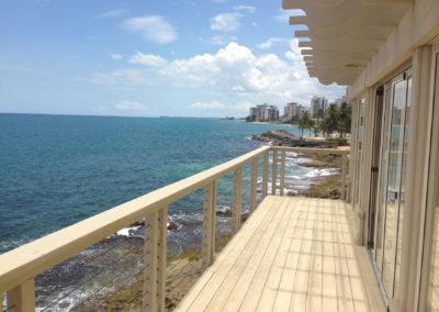 Ocean View from Condo