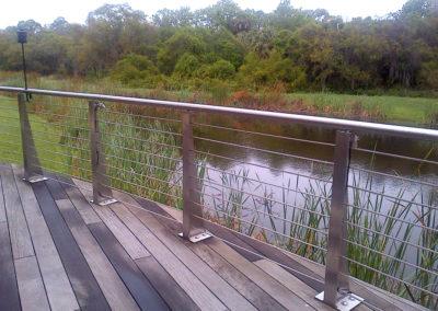 River run view
