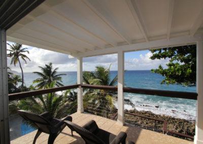 Ocean hideaway view