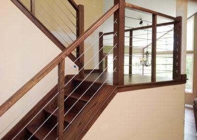 Indoor stair design